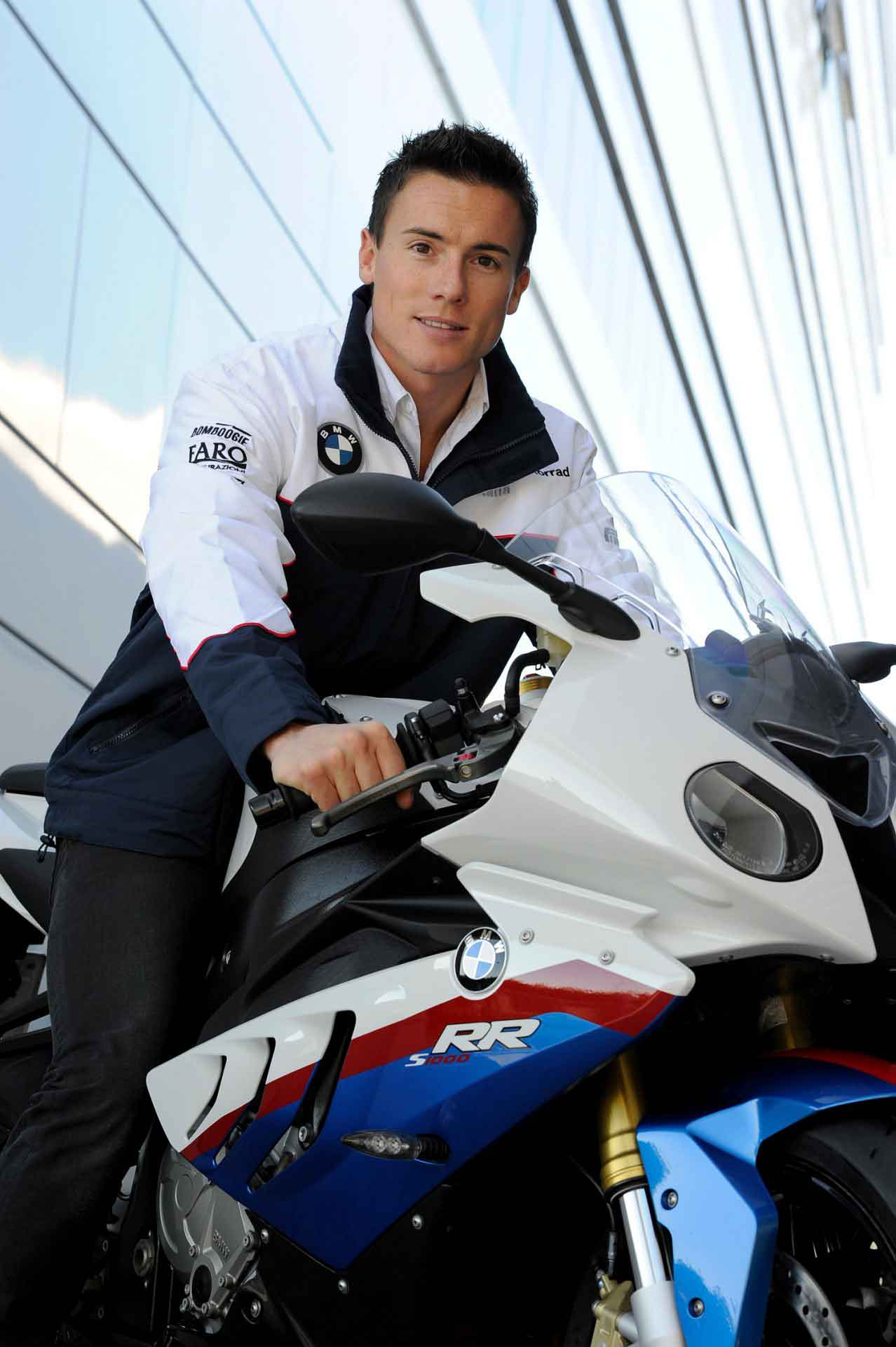 James Toseland BMW