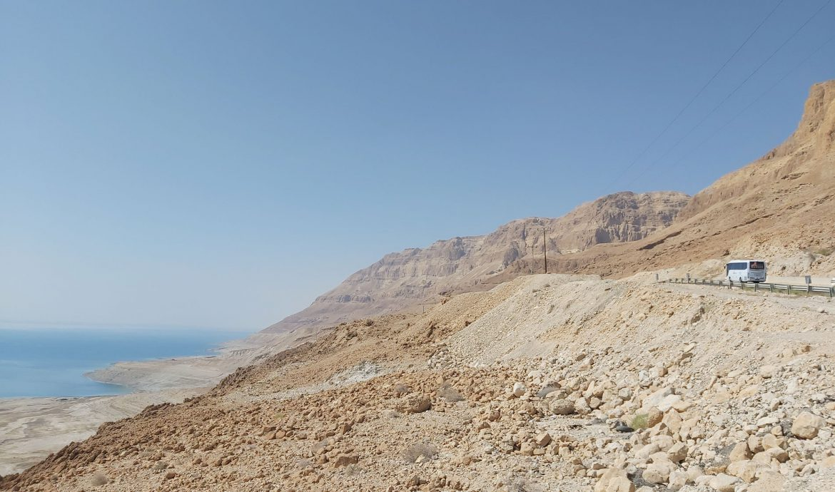 Throwback Thursday: Seeing some of Israel's beauty at Masada, En Gedi and the Dead Sea!