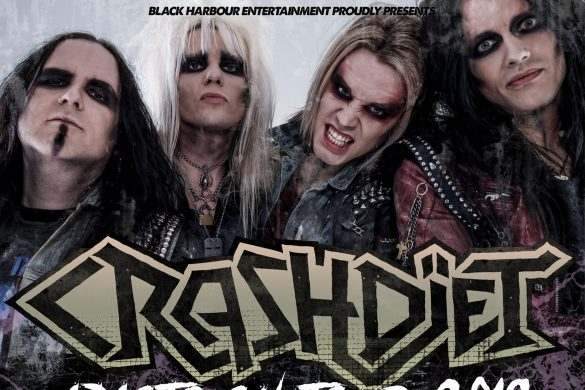 Crashdiet Idiots Tour