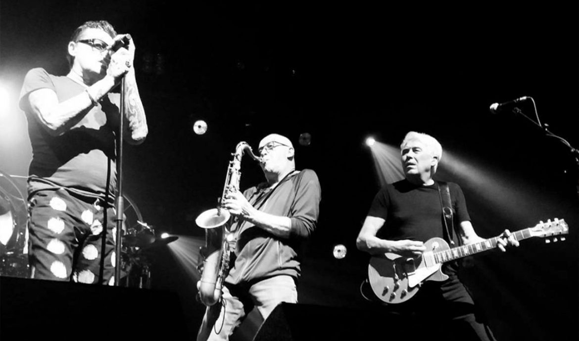 Golden Earring are rocking after over 50 years in Zwolle!